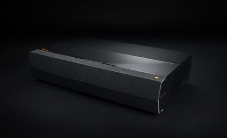 Optoma presenta nuevo proyector láser de tiro corto con barra de sonido integrada