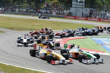 GP de Italia de Fórmula 1: cómo verlo por televisión