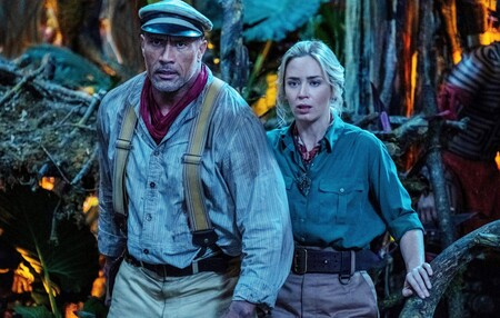 Jungle Cruise Protagonistas