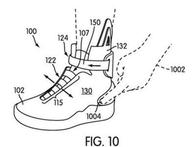 Di hola a las zapatillas de Regreso al Futuro