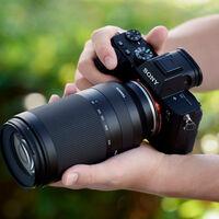 Tamron 70-300 mm F/4.5-6.3 Di III RXD, el teleobjetivo zoom más compacto para mirrorless Sony full frame ya está a punto