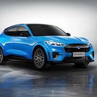 No sólo México: el Ford Mustang Mach-E también se fabricará en China