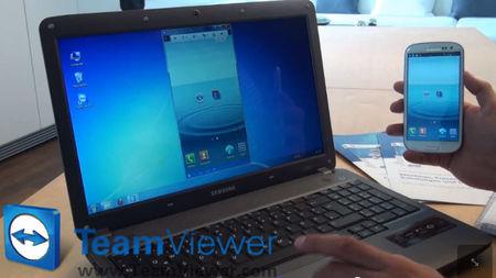 TeamViewer QuickSupport, ahora también con soporte para dispositivos Samsung