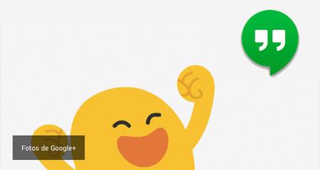 La última actualización de Hangouts trae consigo unos divertidos huevos de pascua