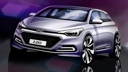 Hyundai i20 2014: primeras imágenes oficiales