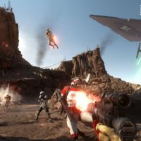 Nada de microtransacciones en Star Wars Battlefront