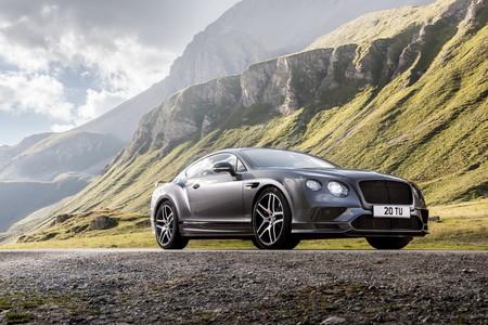 Bentley Continental Supersports, el peso pesado insignia de la marca inglesa