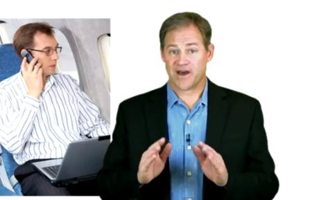 ¿Por qué no nos dejan usar los móviles cuando vamos en avión?