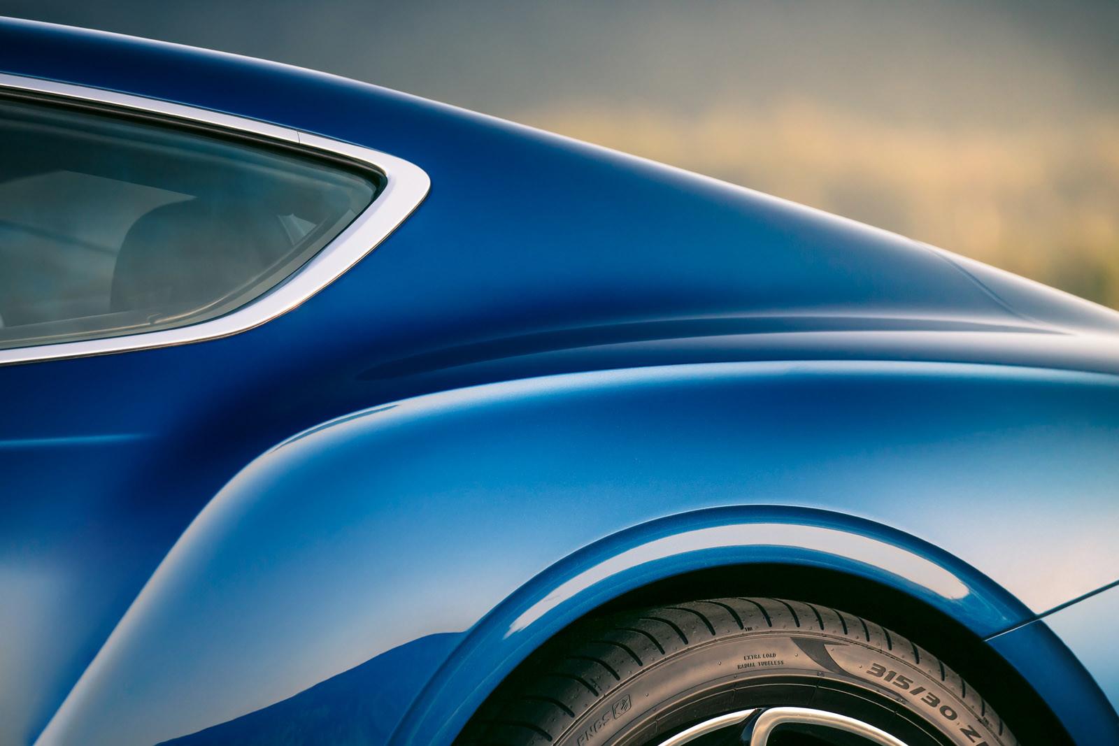 Foto de Bentley Continental GT 2018 (17/36)