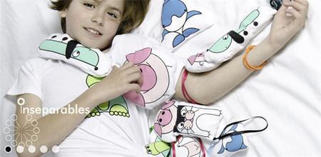 Camisetas infantiles (y de adulto) que se convierten en 'inseparables'. Descubre cómo en Juanacadabra