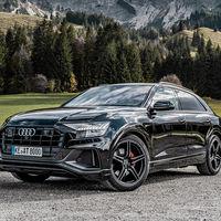 ABT se atreve con el Audi Q8 y lleva al SUV coupé microhíbrido hasta los 330 CV