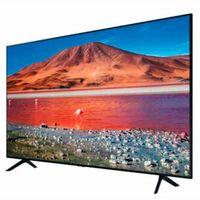 A través de la app de eBay y con el cupón PTECH5, una moderna smart TV de 43 pulgadas como la Samsung UE43TU7072, te sale por sólo 294,49 euros