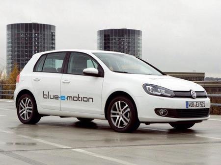 Volkswagen comienza la última fase de pruebas del Golf EV