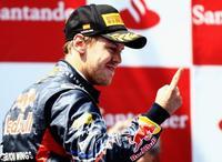 Sebastian Vettel consigue en el Gran Premio de España la cuarta victoria de la temporada