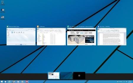 Microsoft mejorará la función de escritorios múltiples en la próxima build de Windows 10