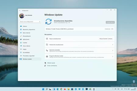 Microsoft lanza la Build 22468 para Windows 11 en el Canal Dev y ahora ofrece más información en las conexiones VPN
