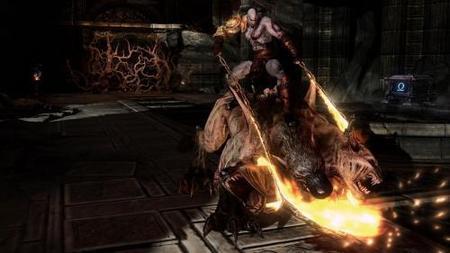 'God of War III': nuevas imágenes y aluvión de vídeos ingame, minijuego sexual incluído