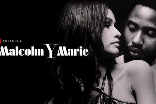 'Malcolm & Marie': la película de Netflix es una montaña rusa de emociones donde brillan Zendaya y John David Washington