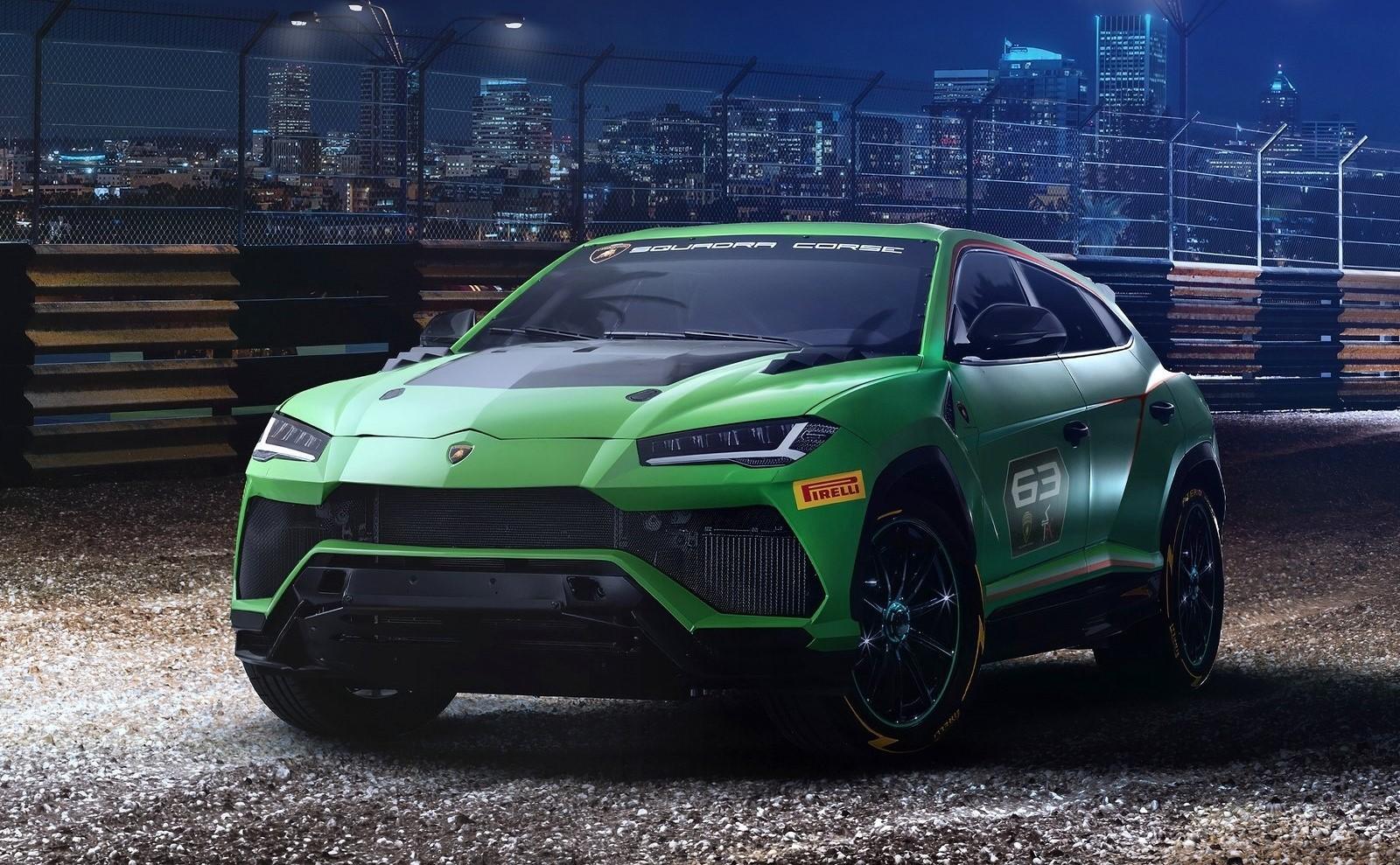 Foto de Lamborghini Urus ST-X Concept (6/6)