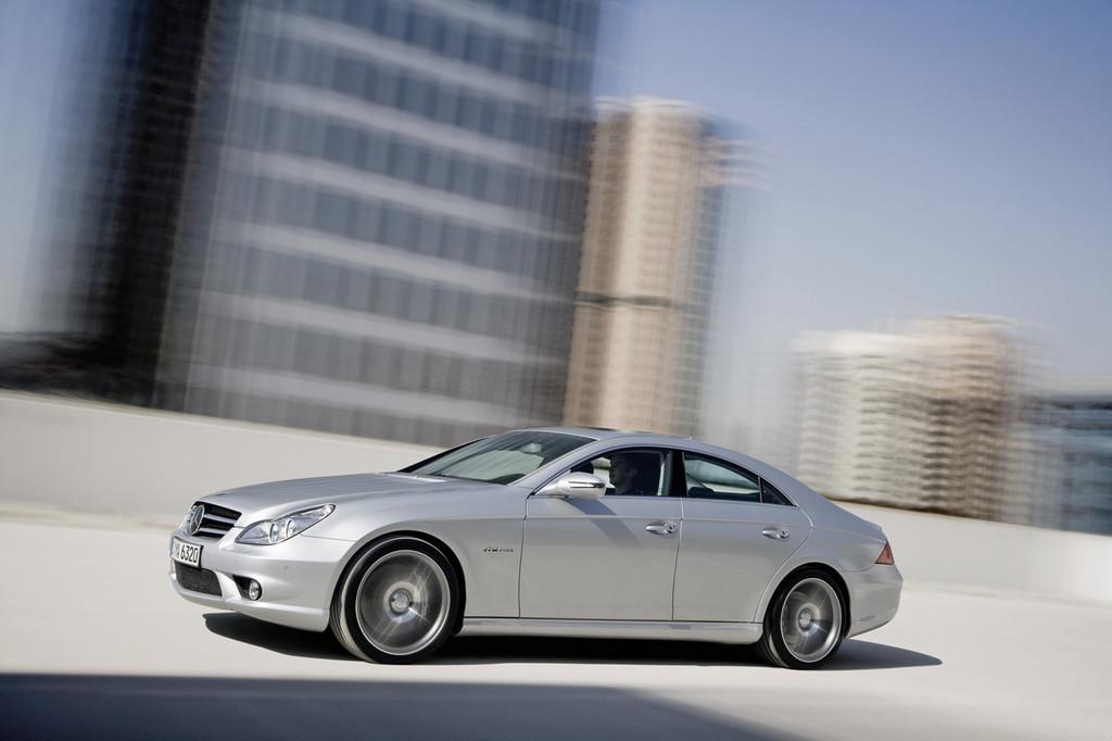 Foto de Mercedes-Benz Clase CLS 2008 (8/14)