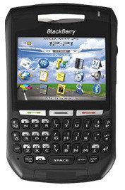 Lanzamiento Blackberry 8707G