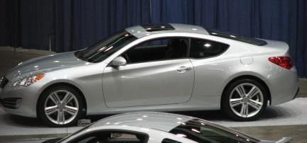 El nuevo Hyundai Coupé, sin V8