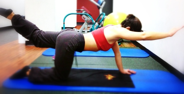 Pilates-espalda