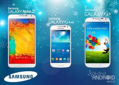 [Actualizado] Samsung: Promociones Navideñas Telcel