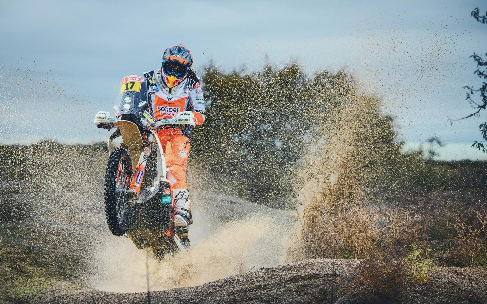 Foto de KTM 450 Rally Dakar 2019 (46/116)