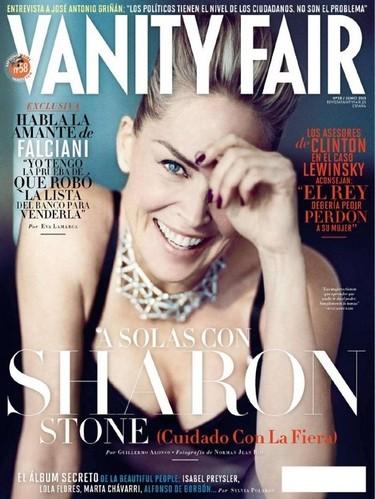 """""""Tener un hijo es como tener un bolso"""", #SharonStonedixit"""