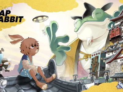 Project Rap Rabbit no ha logrado financiarse en Kickstarter