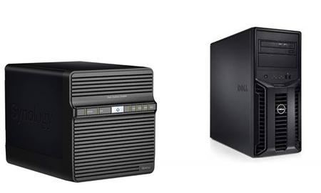 NAS vs. servidor