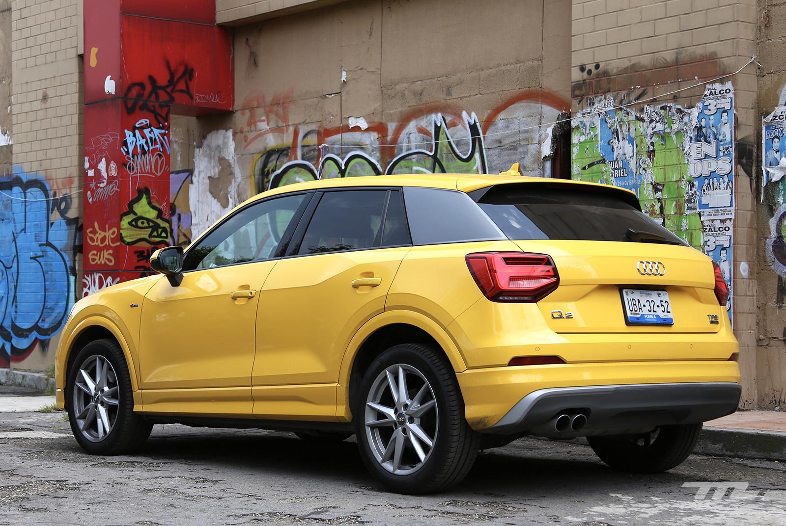 Audi Q2 (prueba)
