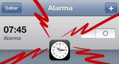 El problema de las alarmas con el cambio horario del iPhone y el iPod touch se ha resuelto solo