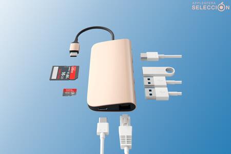 El completo hub USB-C de Satechi tiene un descuento de casi 40 euros en Amazon, alcanzando su precio mínimo histórico