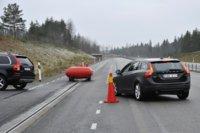 Volvo y su coche que frena por sí mismo en los cruces. Tecnoticias sobre ruedas