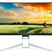 Acer se saca de la manga un monitor curvo de 34 pulgadas con FreeSync: ¡a jugar!