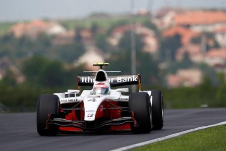 Romain Grosjean consigue su primera pole en la GP2