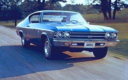 ¿Prepara GM un Chevrolet Chevelle SS?