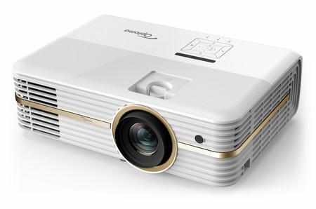 Optoma UHD51, un proyector DLP 4K HDR para los amantes del cine en 3D