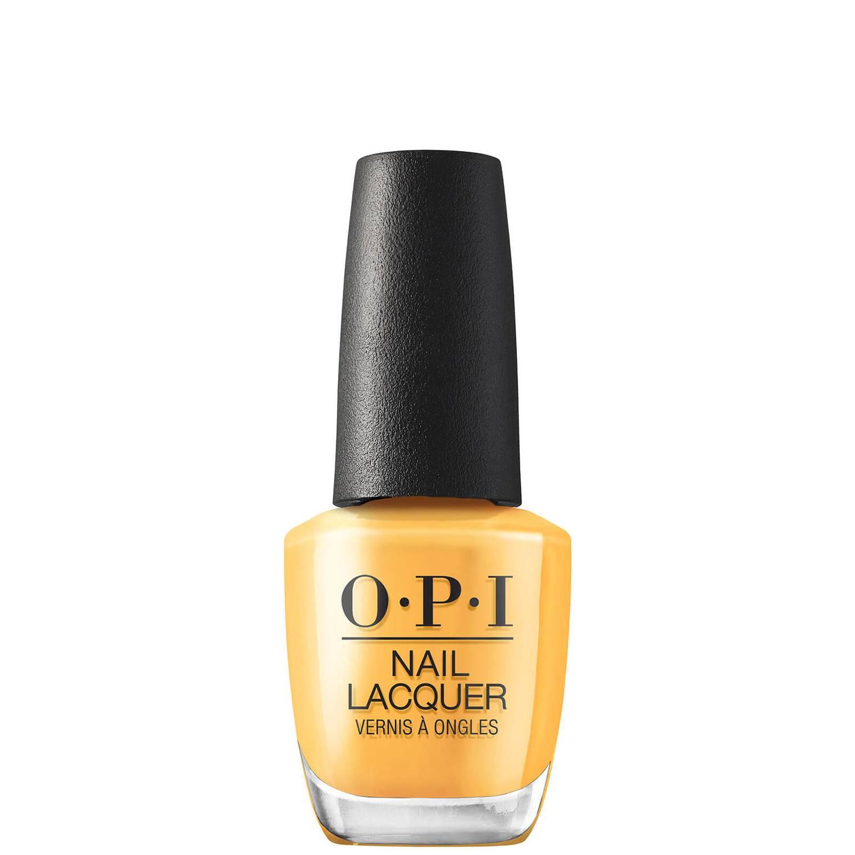 OPI Nail Polish Malibu Collection-Marigolden Hour