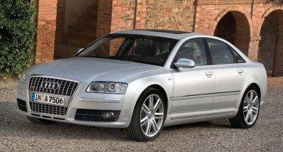 Audi S8, primeras fotografías y precio