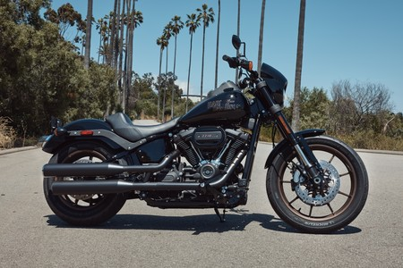Vuelve un icono de los 80: la Harley-Davidson Low Rider S retoma el estilo West Coast con 161 Nm