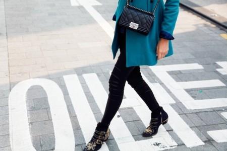 Esta temporada se llevan los abrigos de color. ¡Anima tu outfit con uno de estos!