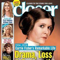 Recordando a la Princesa Leia