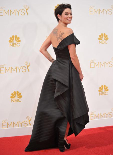 Lena Headey tatuaje