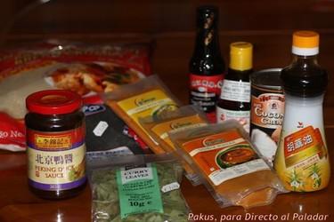 Tiendas de productos asiáticos en Madrid