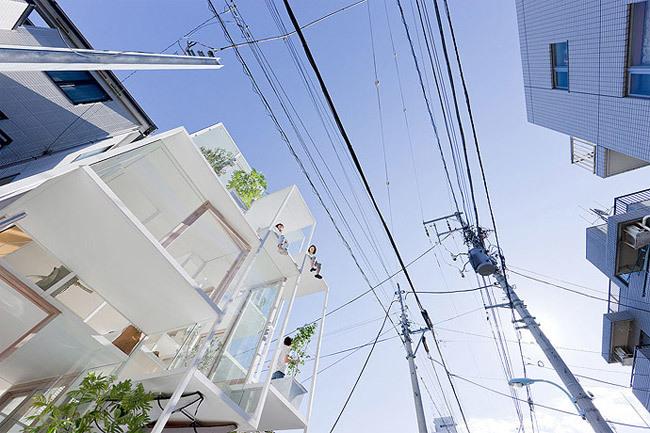 Foto de Casas poco convencionales: una casa completamente transparente (12/14)