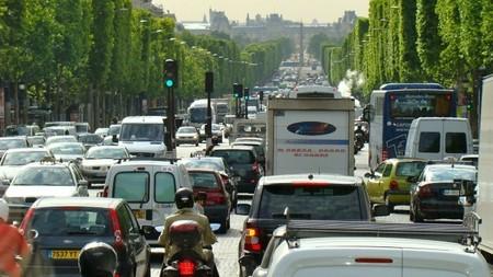 Paris Trafico Limite Disel