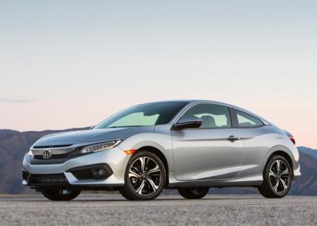 Honda Civic Coupé: Precios, versiones y equipamiento en México